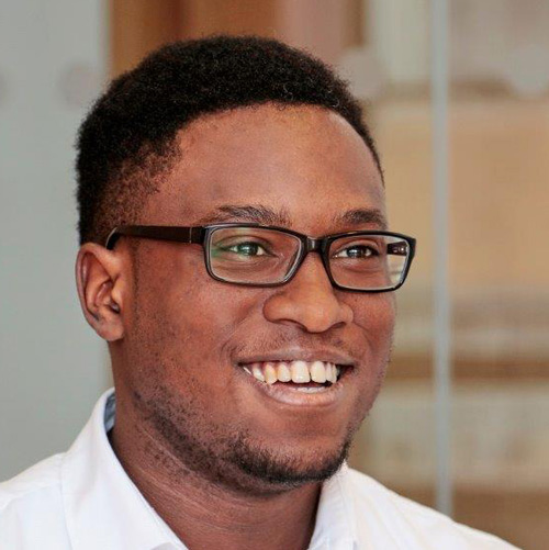 Profile photo of Architectural Technology graduate Tevin Nyansimera