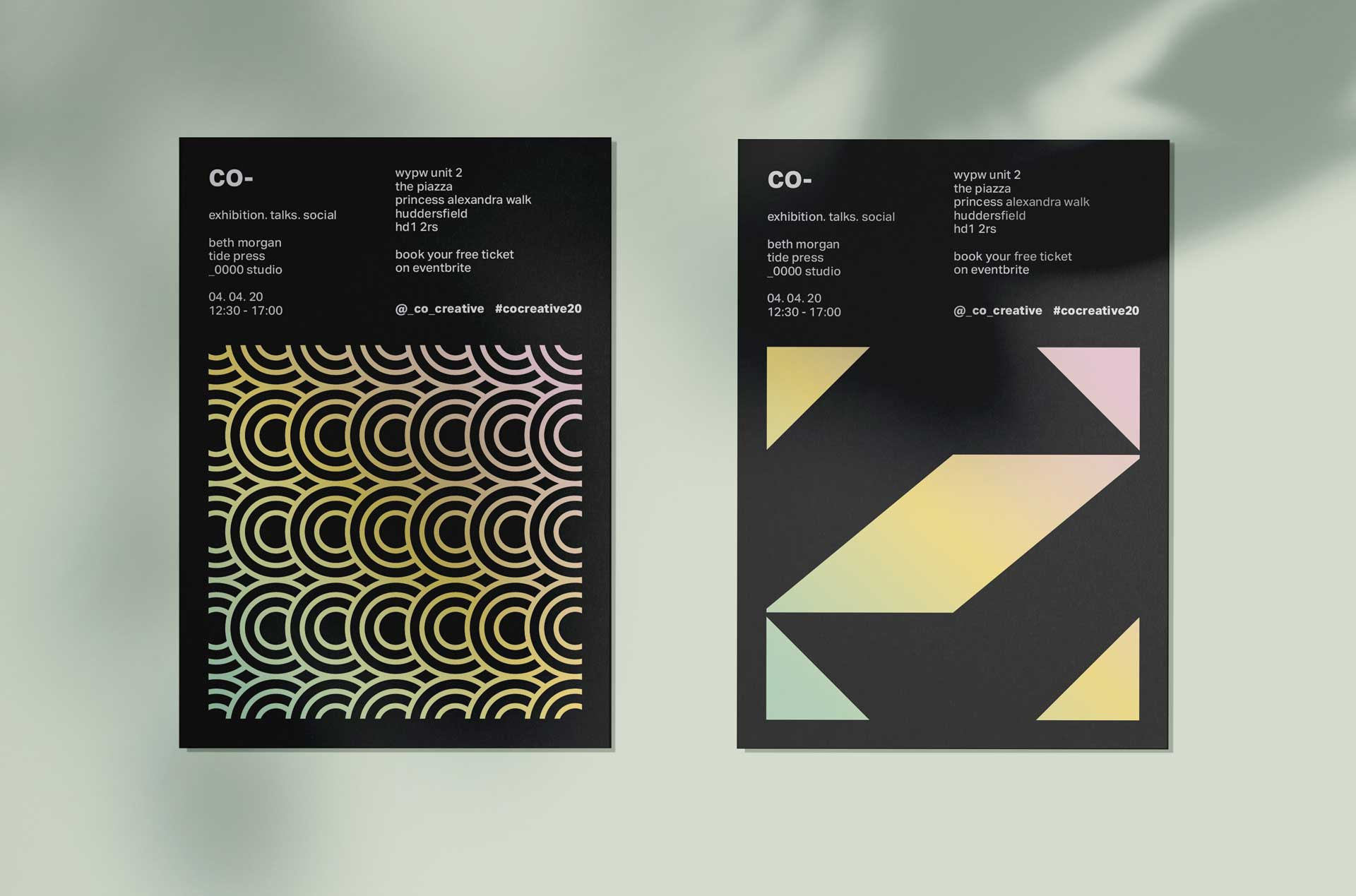 CO- is a multidisciplinary creative network