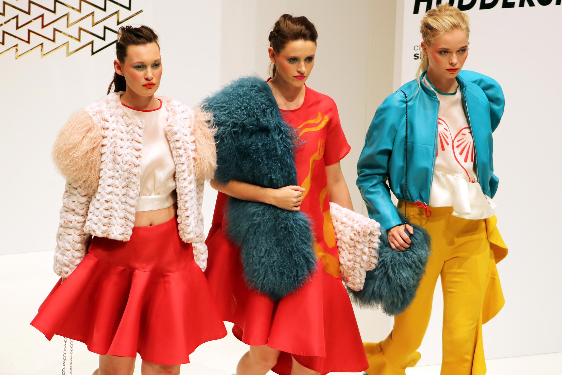 Youth fashion design competition 86