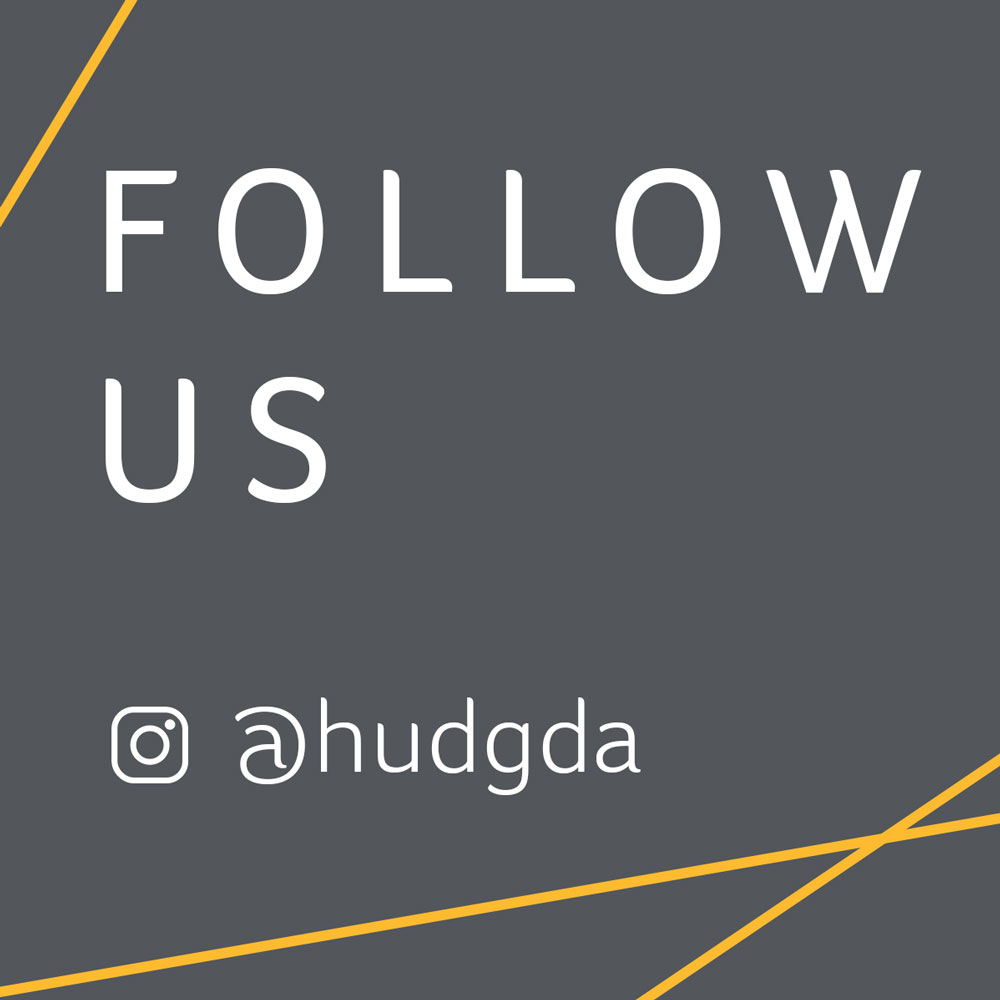 Follow Hudgda on Instagram